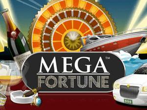 Mega Fortune Spelautomater