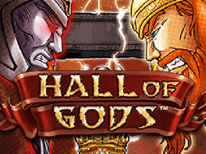 Hall of Gods Spelautomater
