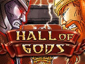Hall of Gods Spelautomater