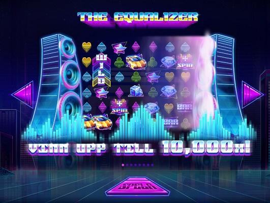 Spela The Equalizer på PlayGrand Casino!