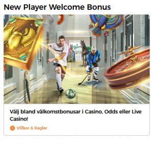 Hämta casino bonusar hos Mr Green casino!