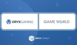 ORYX Gaming hamnar i Rumänien hos Game World!